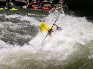Chattooga River Whitewater Kayaking