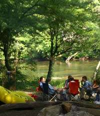 River Rafting and Camping in Georgia and South Carolina | Southeastern Expeditions