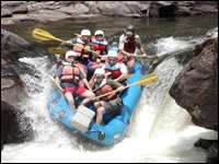 Chattooga Whitewater Rafting Packages With Southeastern Expeditions