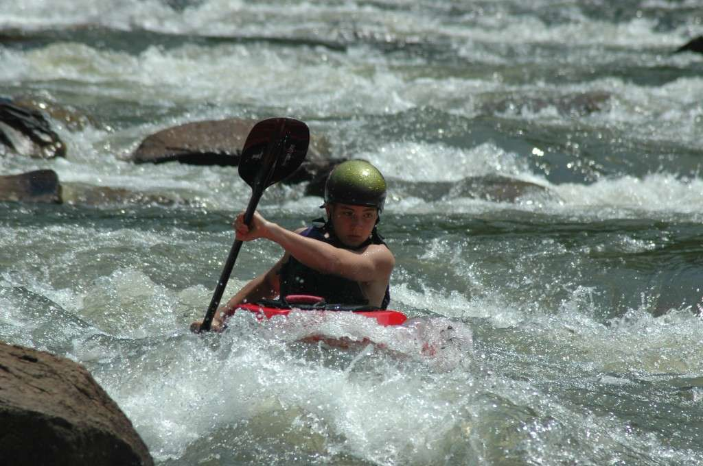 Chattooga River Kayak Clinics