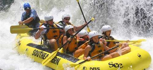 Find Rates For Chattooga River Rafting Trips