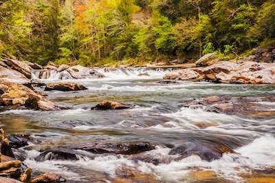 Reasons To Enjoy a Chattooga Adventure During Fall | Southeastern Expeditions