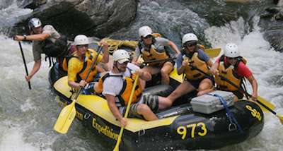 What To Expect When Rafting on the Chattooga River | Southeastern Expeditions