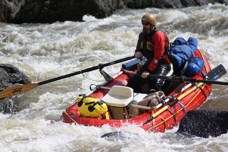 Conservation for recreation on wild and scenic rivers