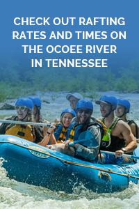 Ocoee Rafting Rates
